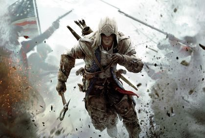 Assassin's Creed 3 PS3-XBOX 360