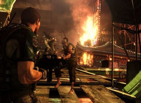 recensione : Resident Evil 6 – 2