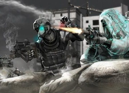 Ghost Recon- Future Soldier