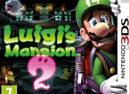 Luigi's Mansion 2 : Dark Moon