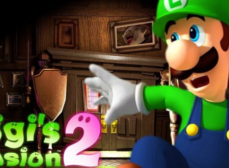 Luigi's Mansion 2 : Dark Moon [Recensione]